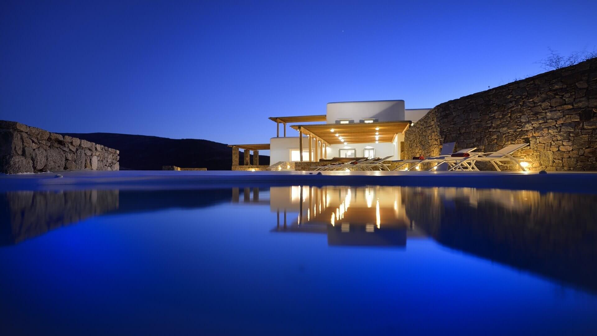 Villa Dione Fokos Mykonos