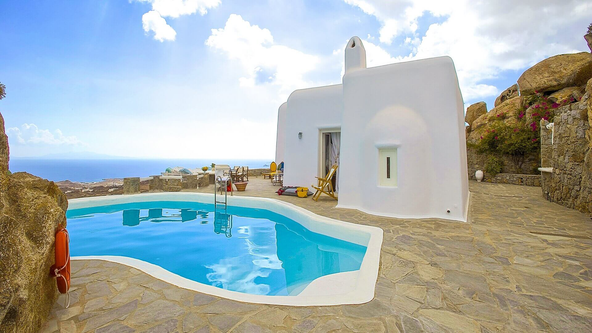 Villa Odette Chalara Mykonos