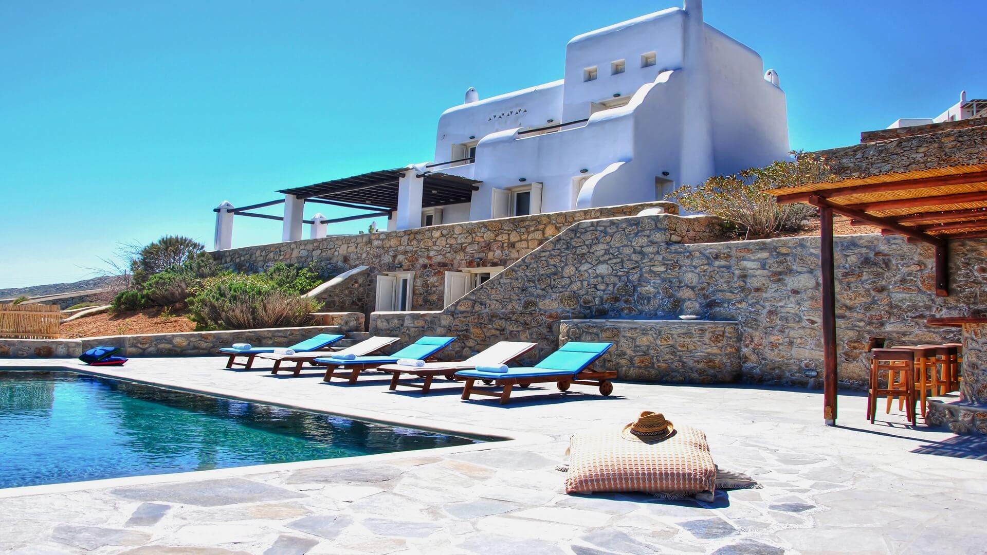 Villa Joan Agios Sostis Mykonos