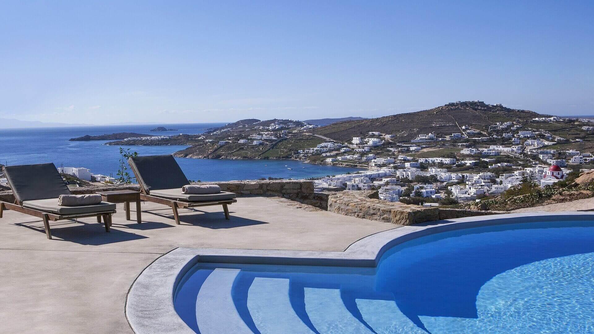 Villa Sophie Ornos Mykonos