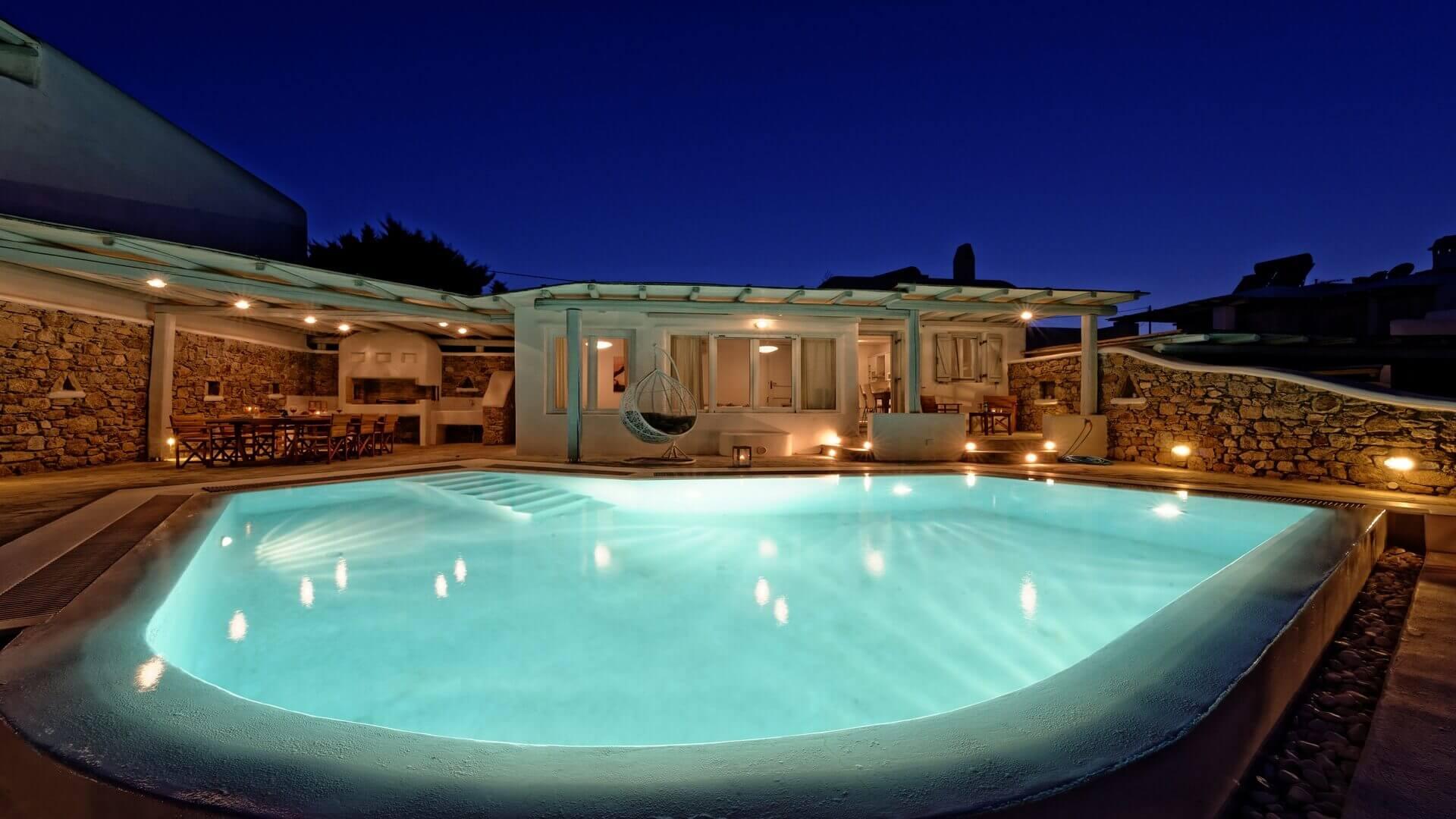 Villa Valerie Kalafatis Mykonos