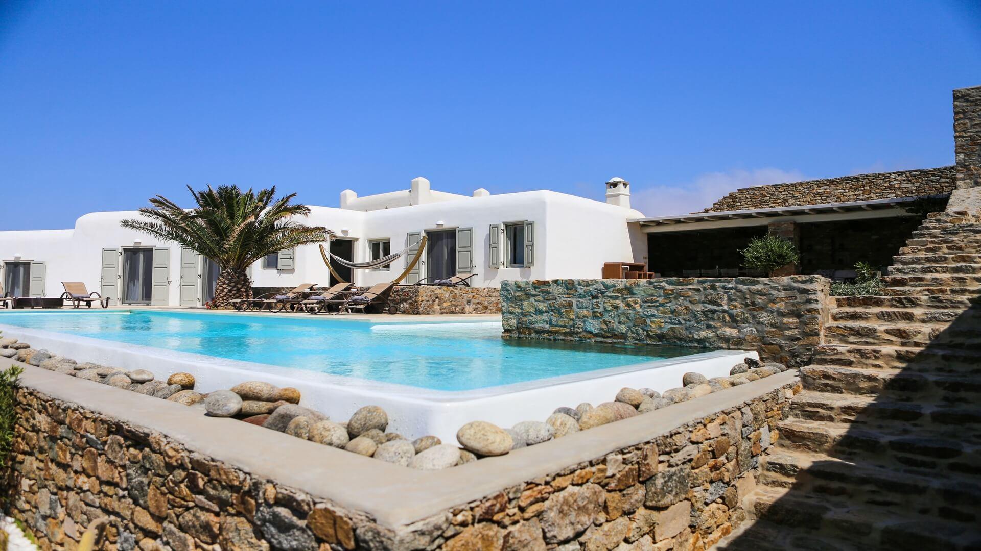 Villa Augustine Agios Stefanos Mykonos