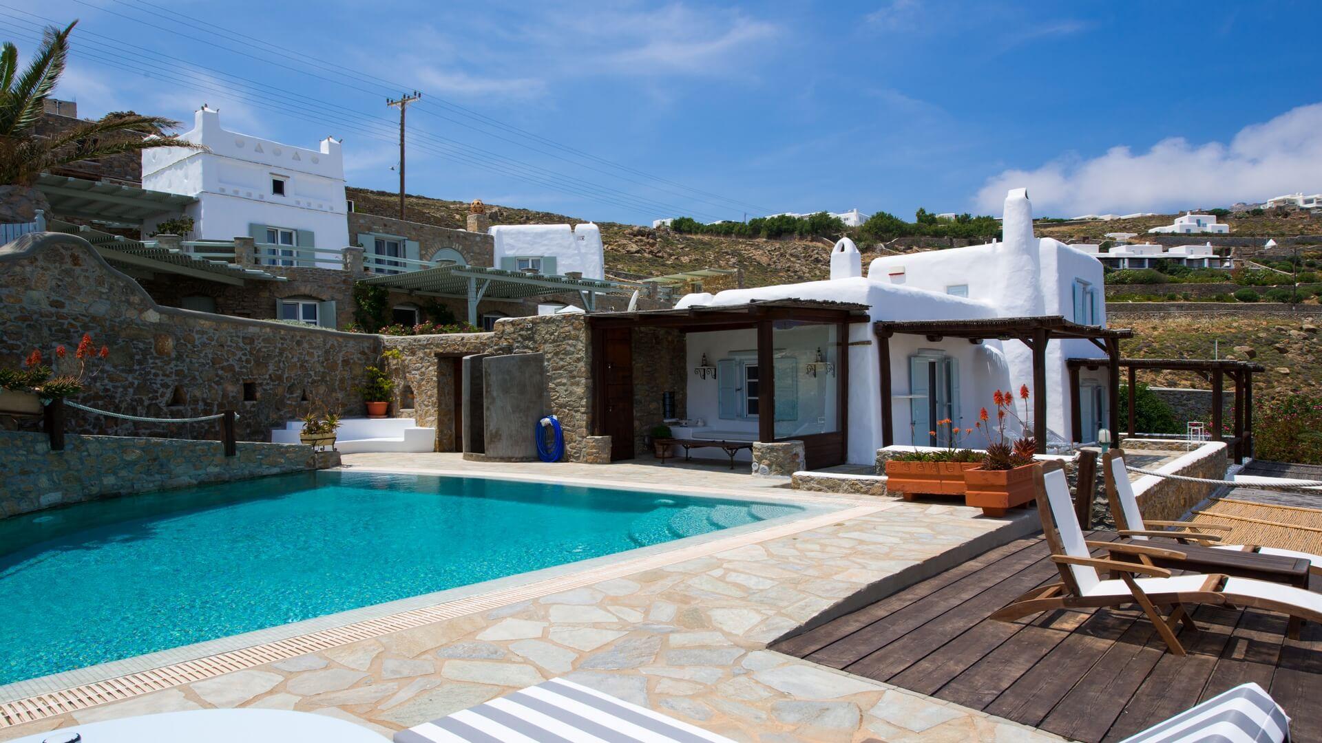 Villa Ginevra Panormos Mykonos