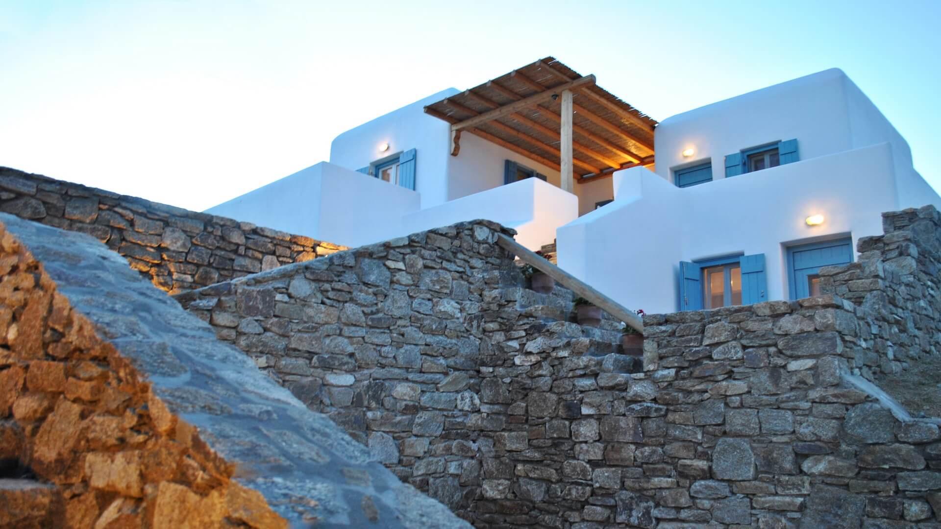 Norah's House Kalo LIvadi Mykonos
