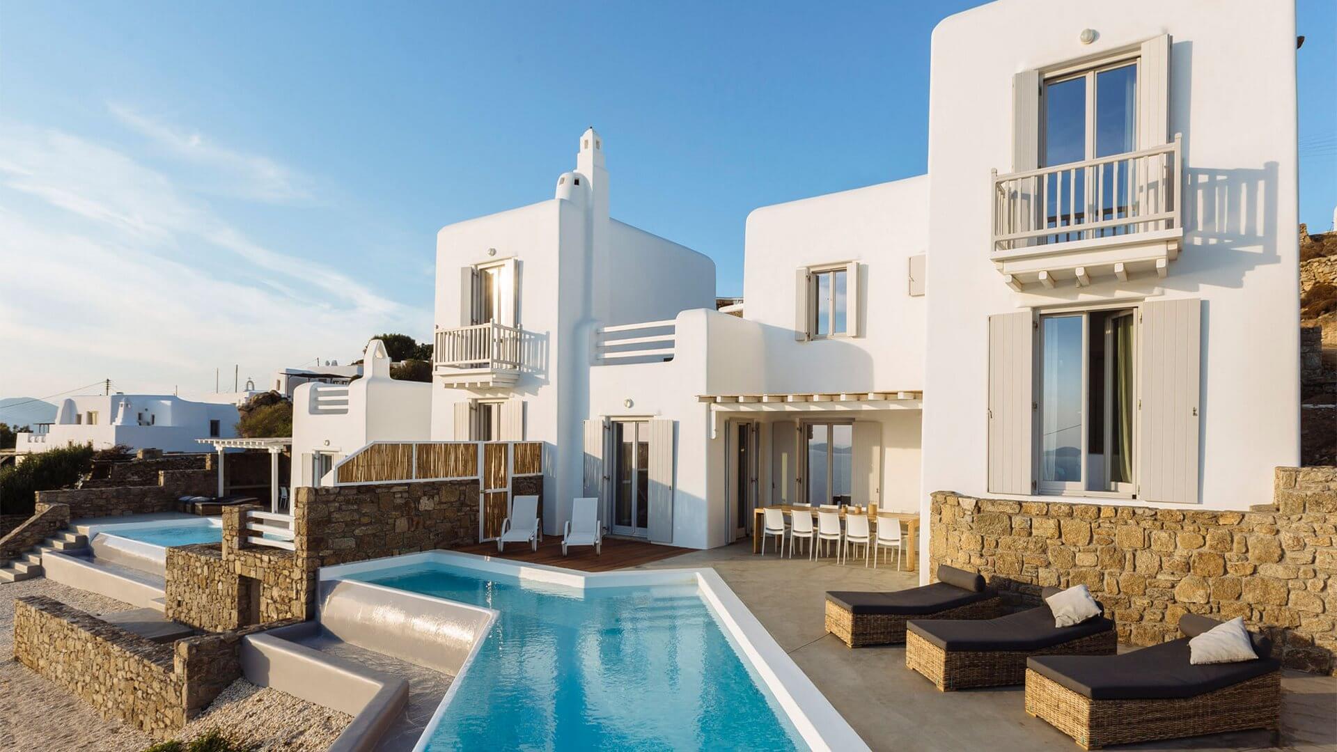 Villa Gemma Fanari Mykonos