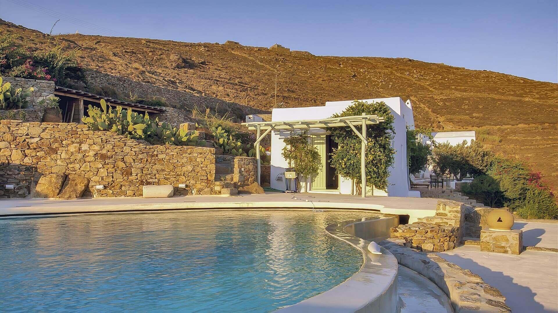 Villa Ambra Lia Mykonos