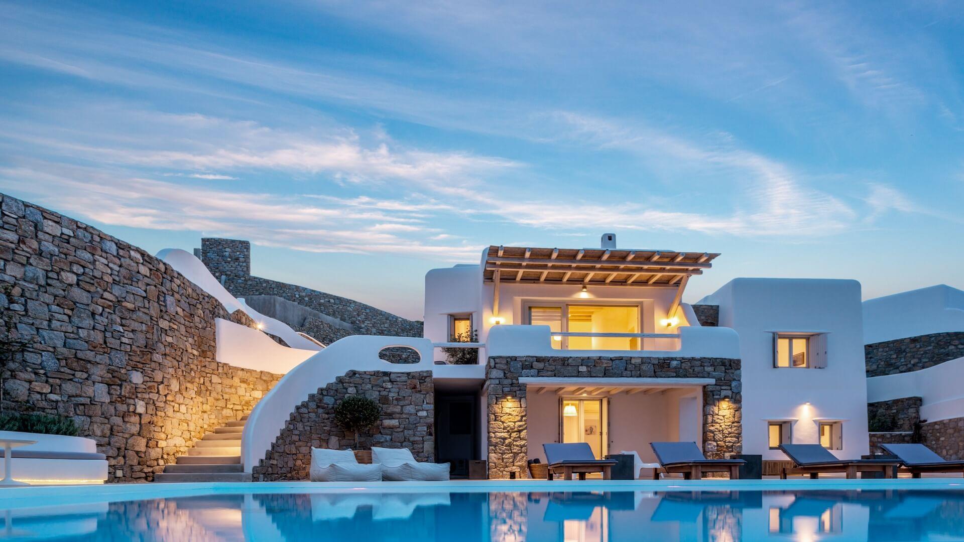 Villa Electra Kalo Livadi Mykonos