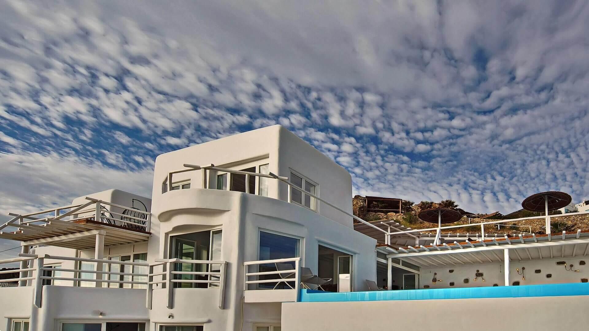 Villa Perla Kastro Mykonos