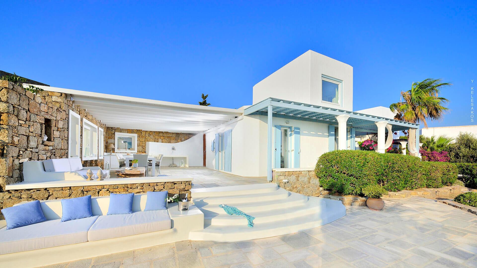 Villa Olivia Platis Gialos Mykonos