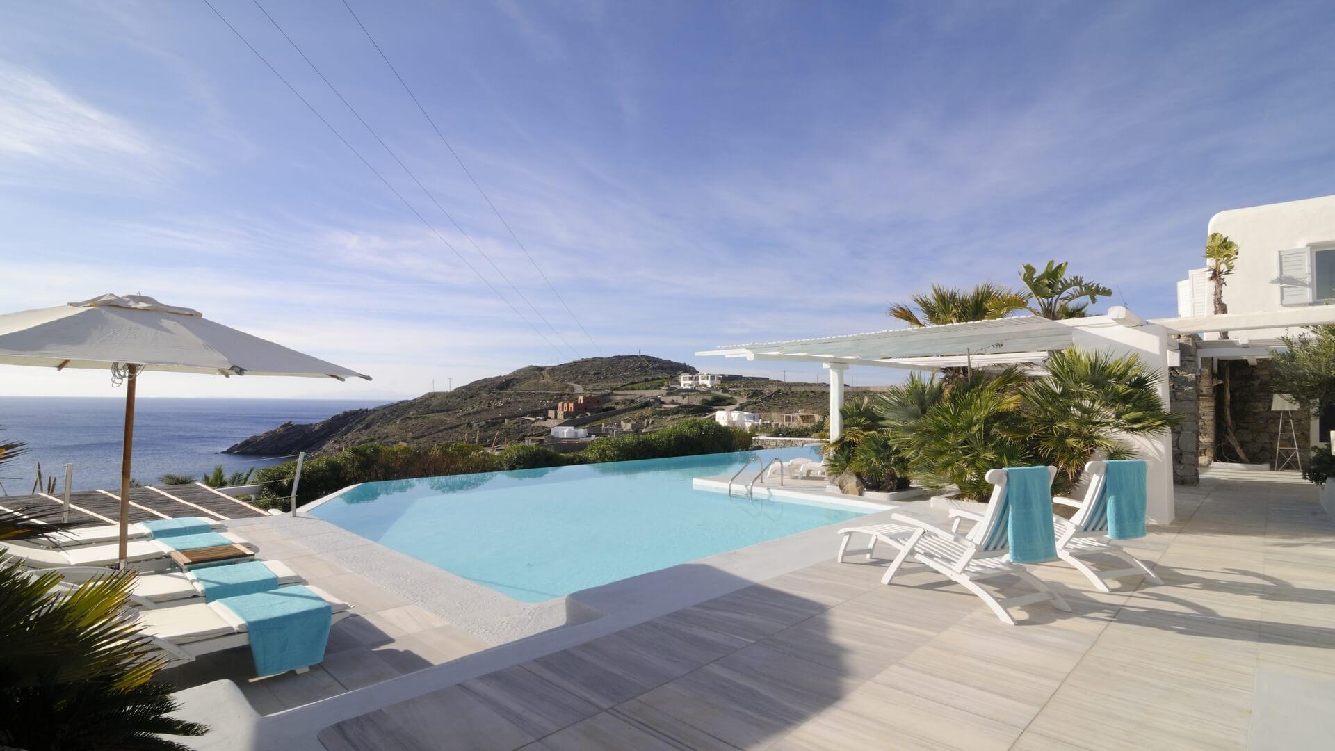 Villa Ariel Aleomandra Mykonos