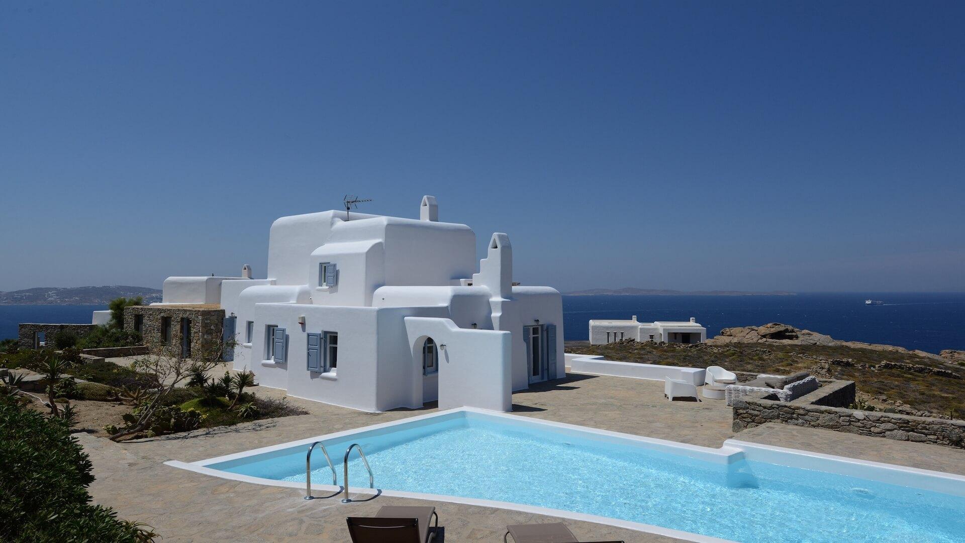 Villa Judith Choulakia Mykonos