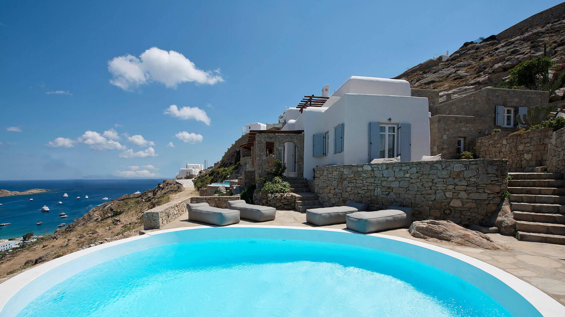 Villa Keziah Agios Lazaros Mykonos