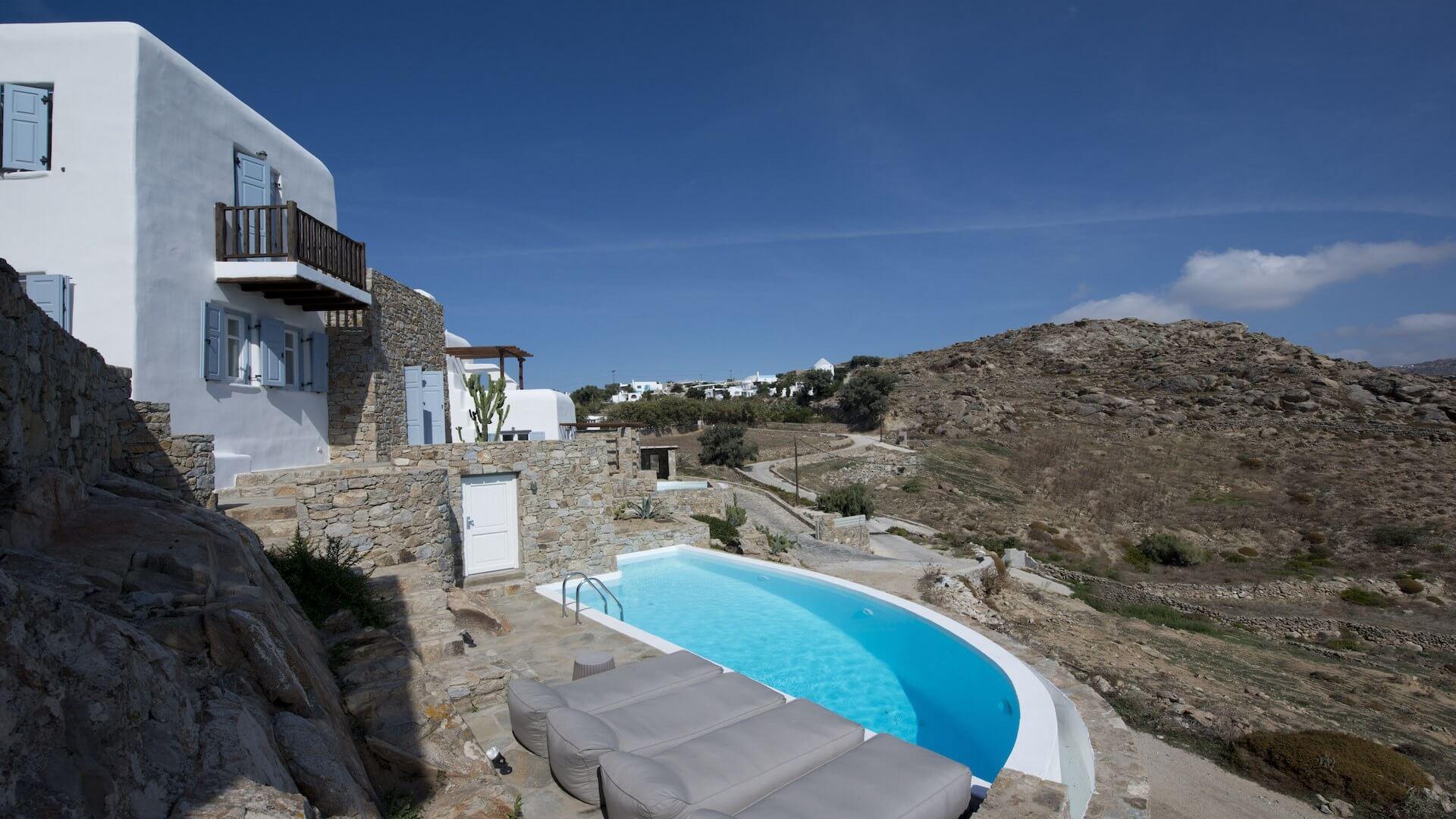 Villa Leah Agios Lazaros Mykonos