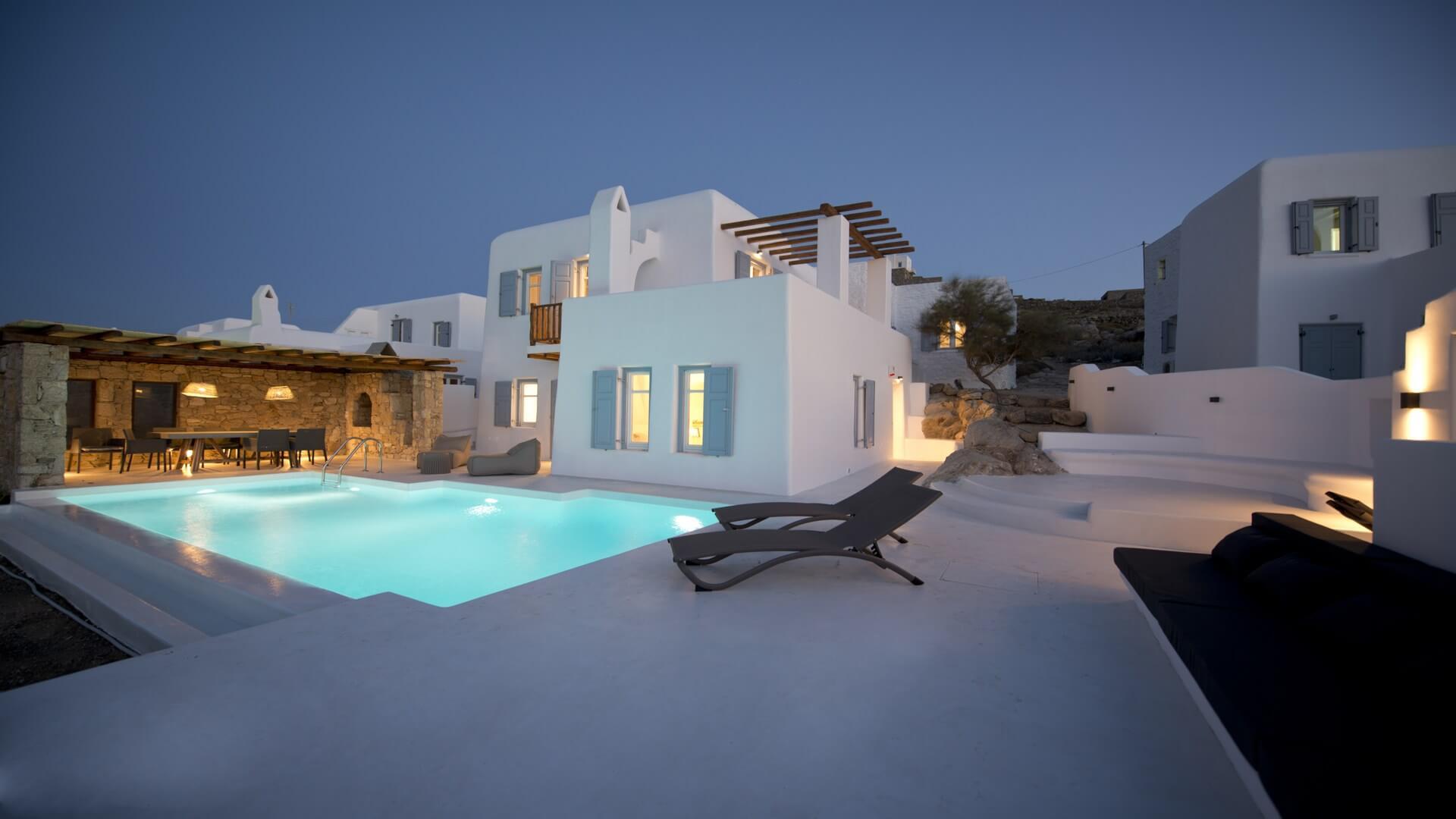 Villa Miriam Ano DIakoftis Mykonos