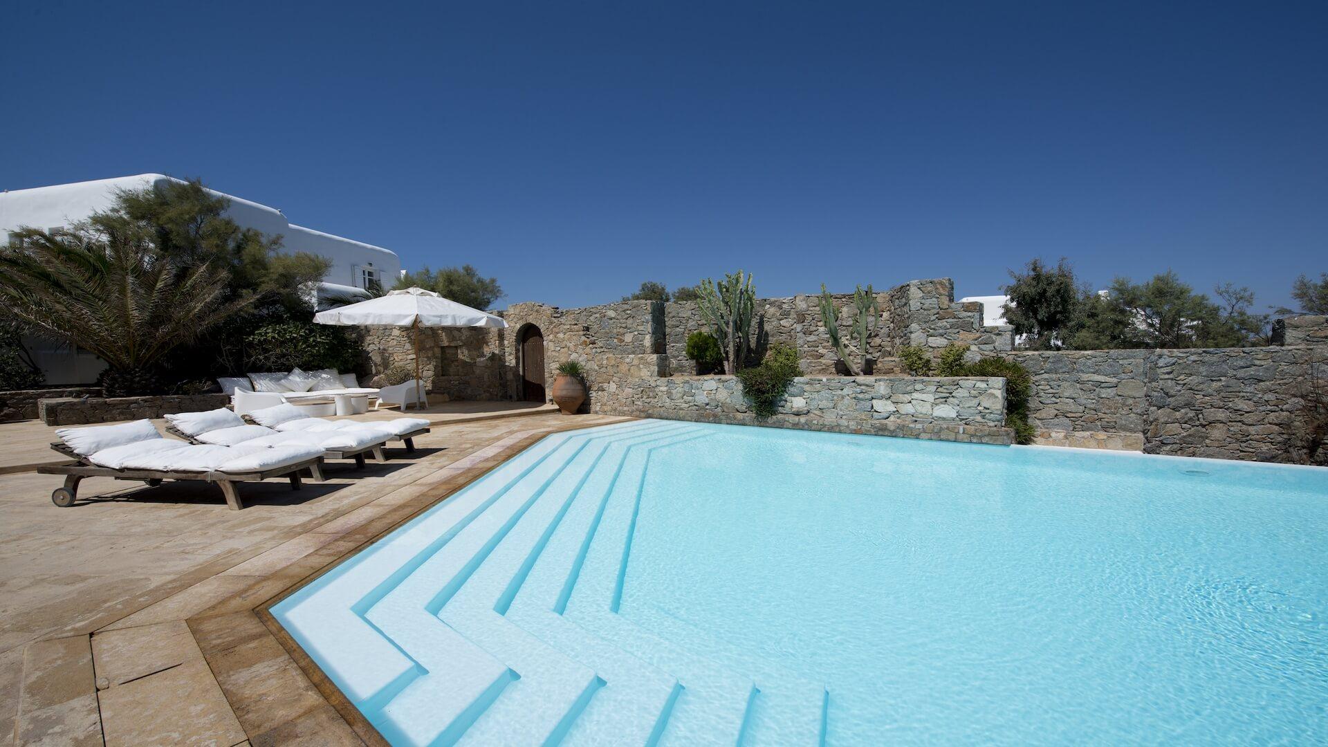 Villa Oprah Ano DIakoftis Mykonos
