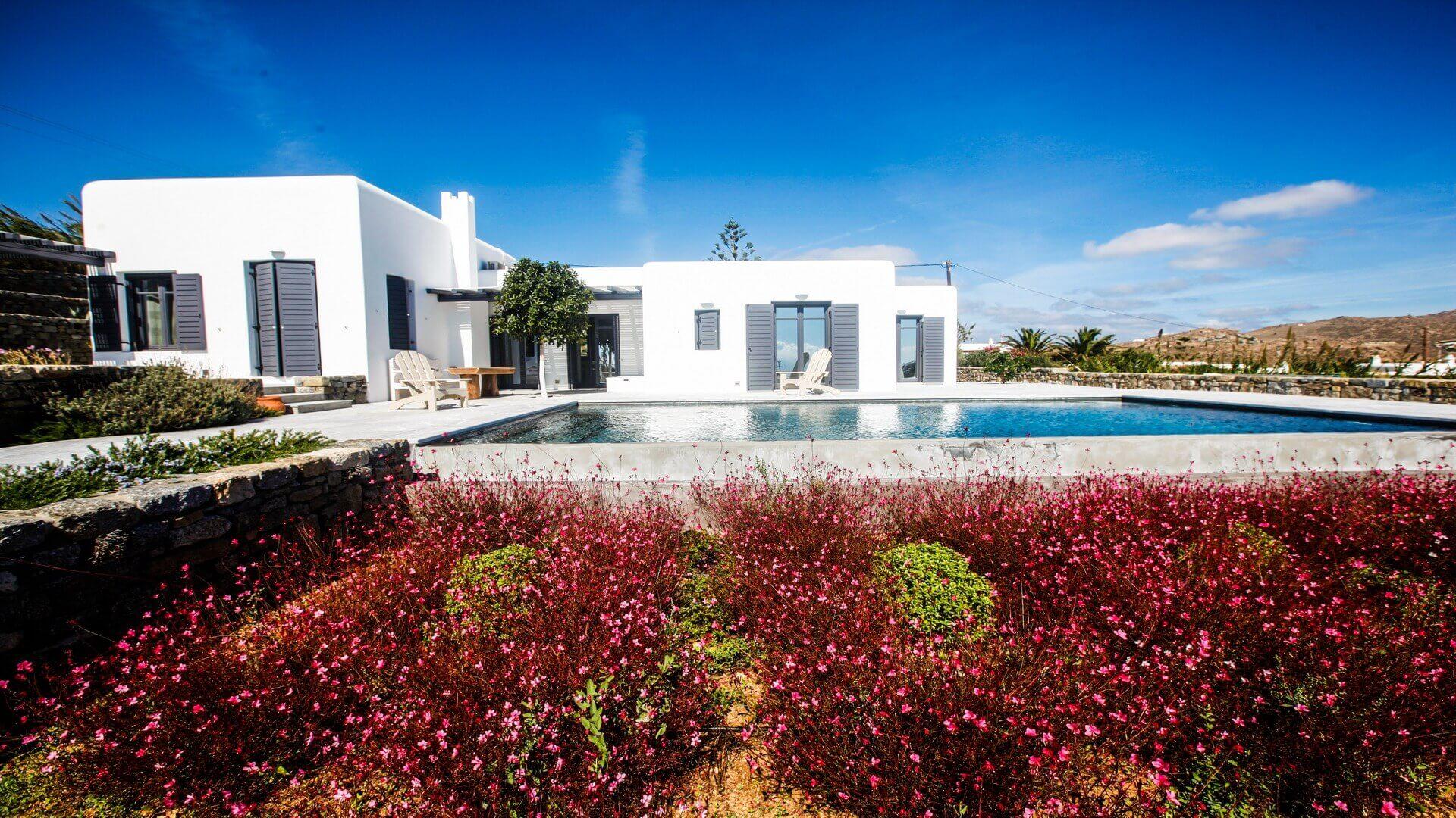 Villa Phoebe Kalafatis Mykonos
