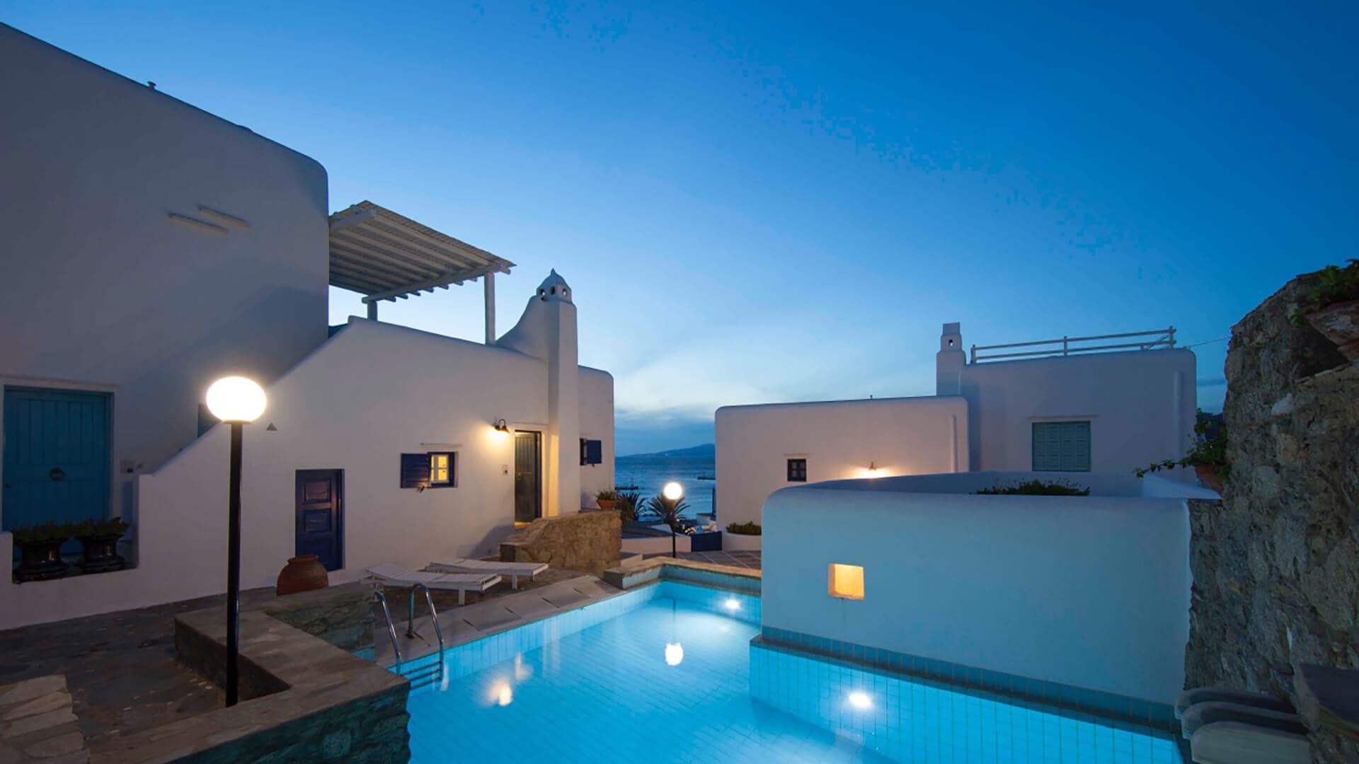 Ivana's Townhouse I Mykonos Town Mykonos