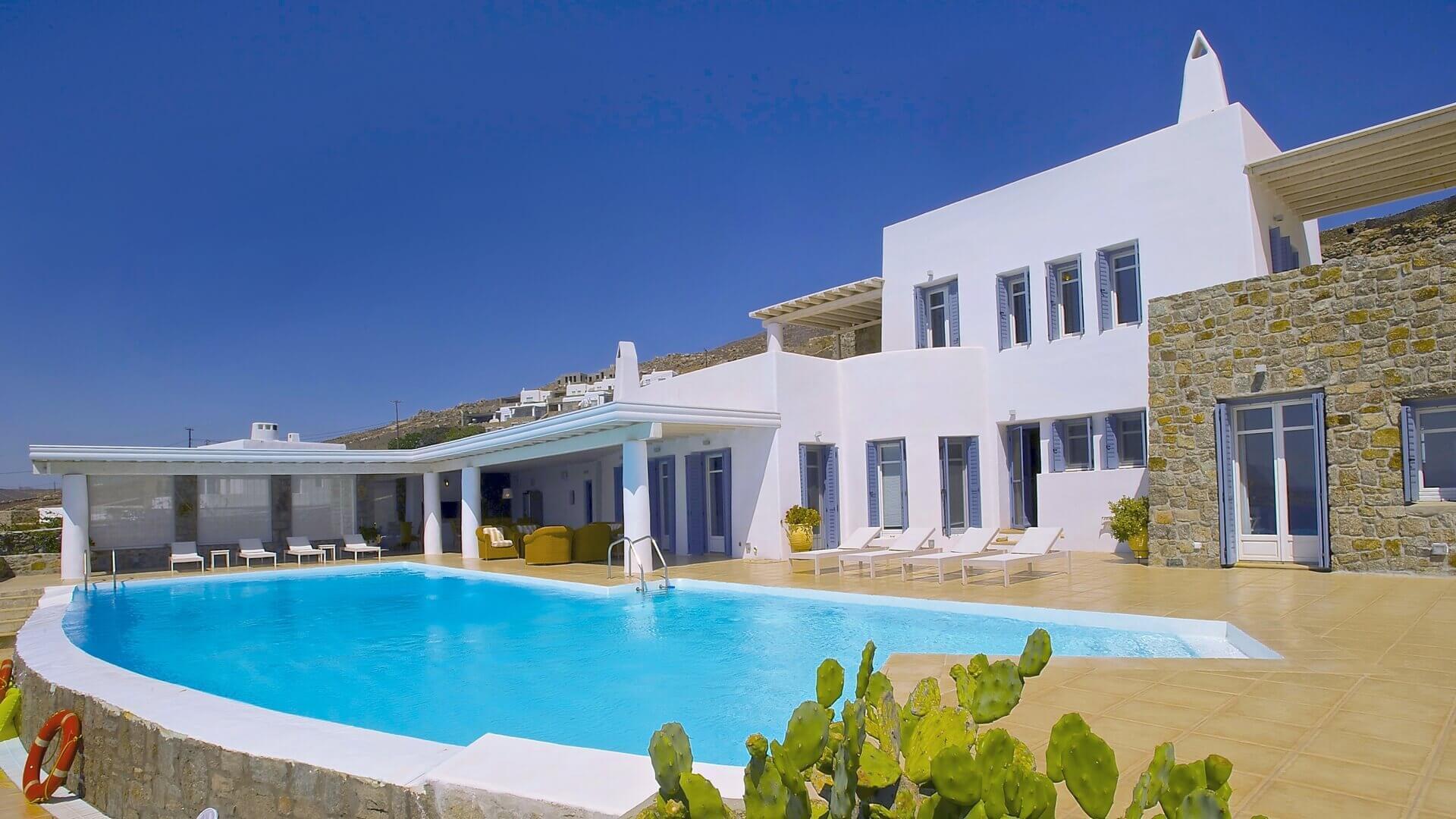Villa Lavinia Lia Mykonos