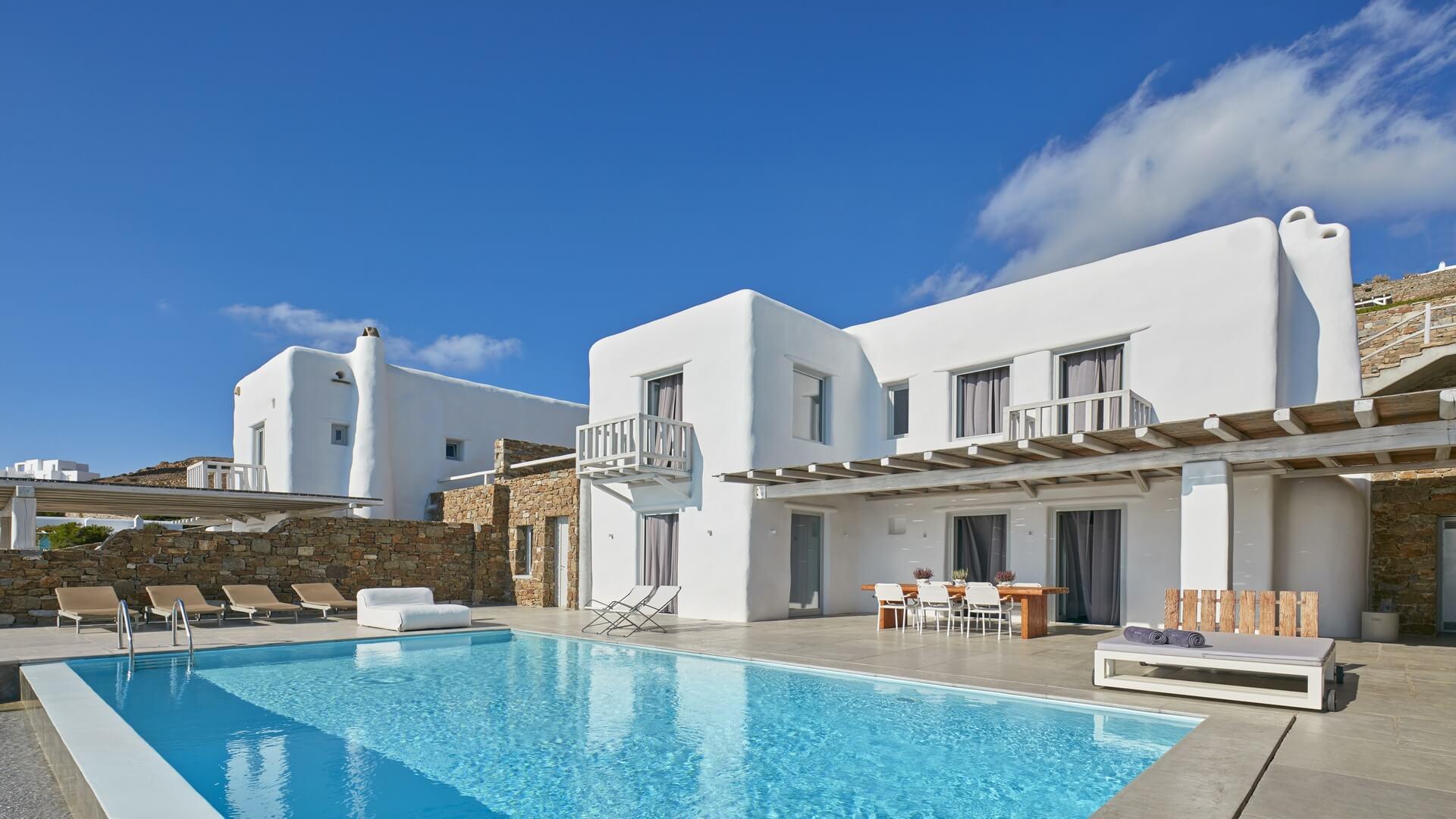 Villa Edna Choulakia Mykonos