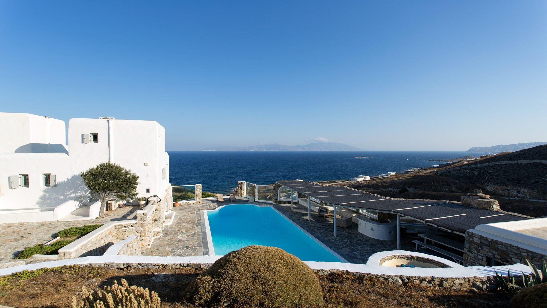 Villa Dominique Pouli Mykonos