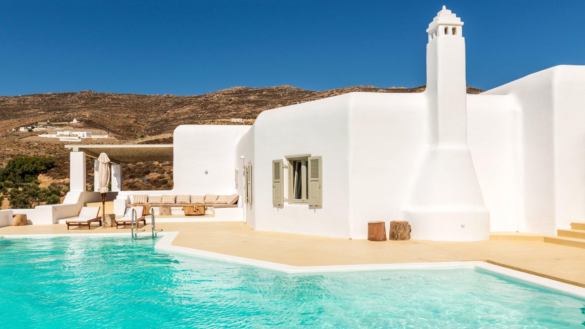 Villa Margot Ftelia Mykonos