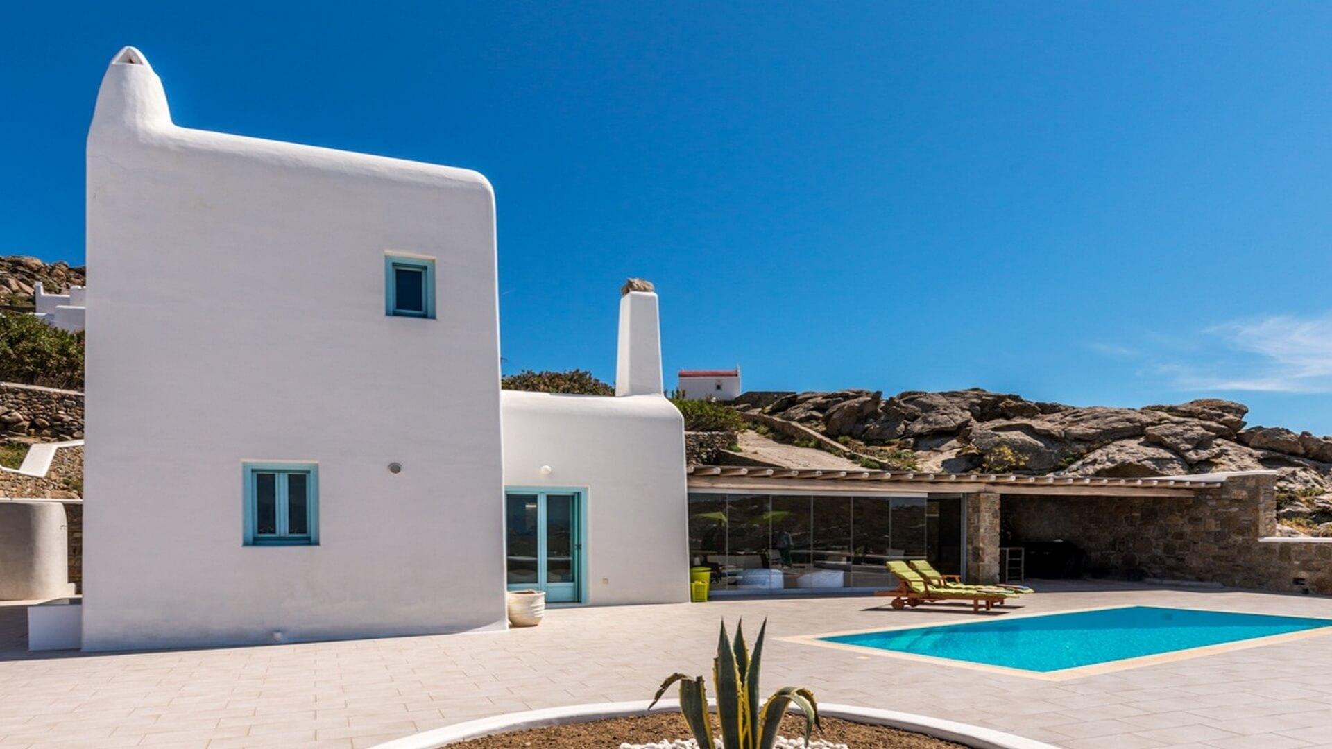 Villa Roxanne Agios Lazaros Mykonos