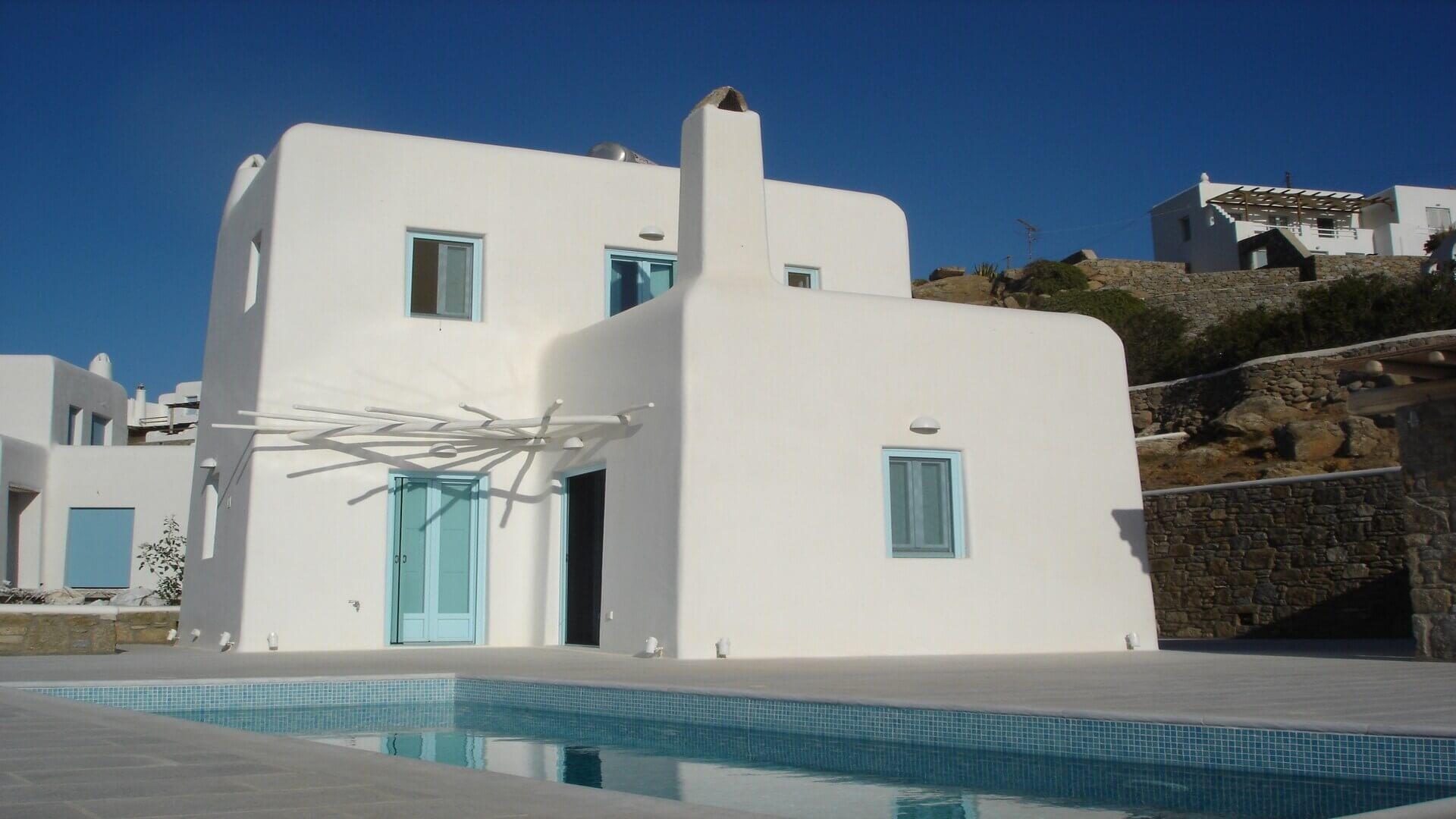 Villa Soraya Agios Lazaros Mykonos