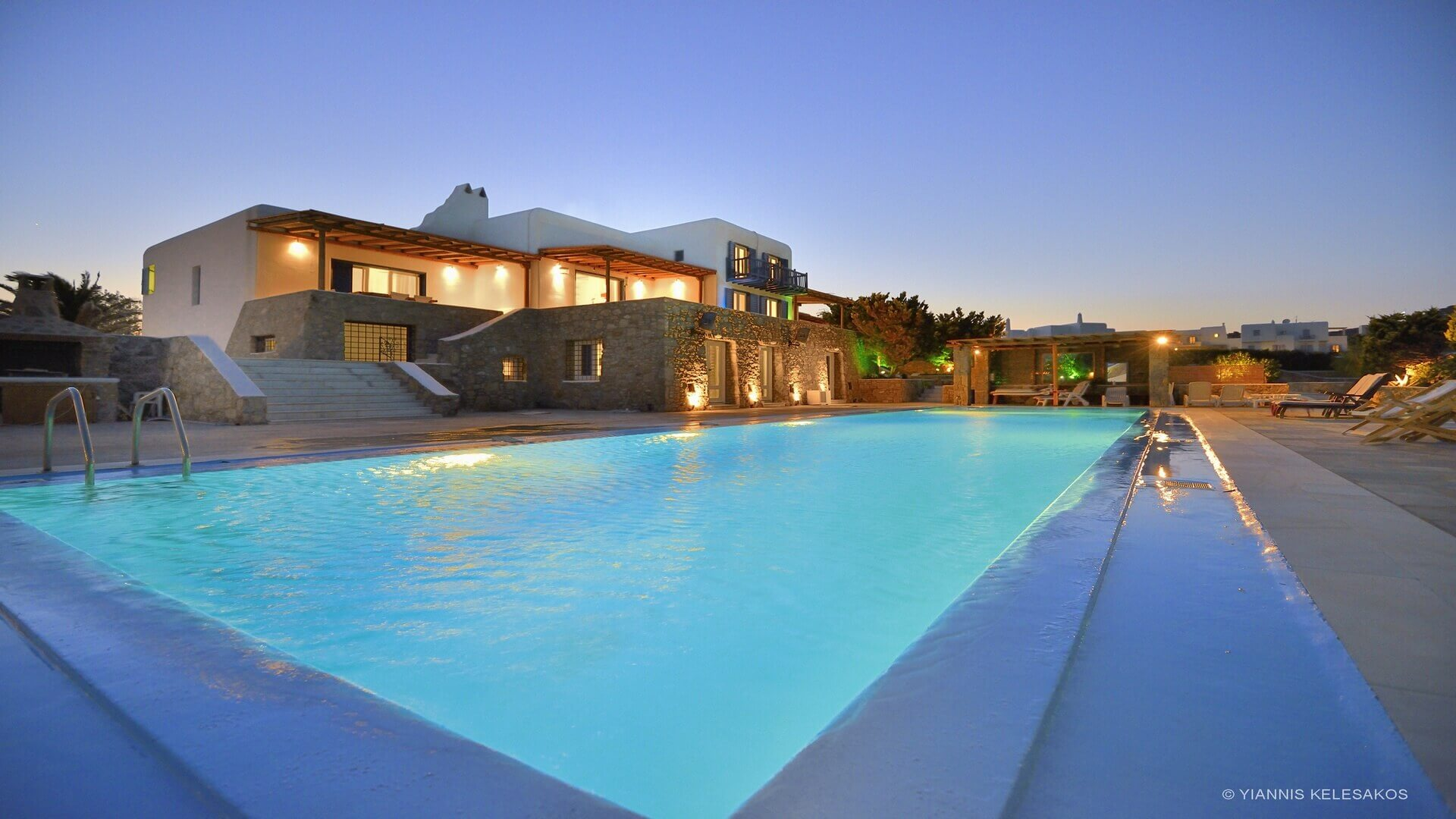 Villa Stephanie Paranga Mykonos