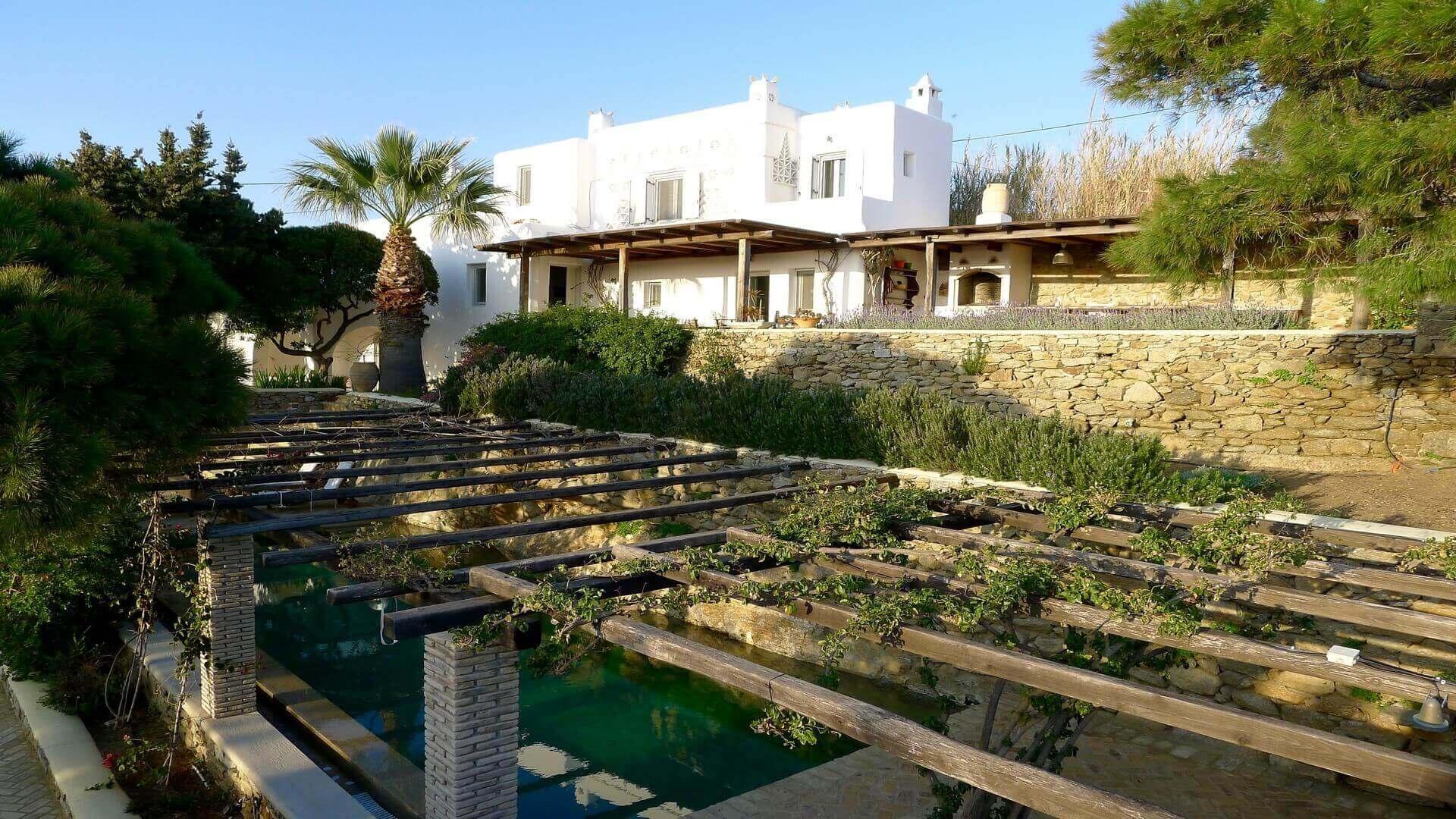 Villa Anastasia Mykonos Town Mykonos