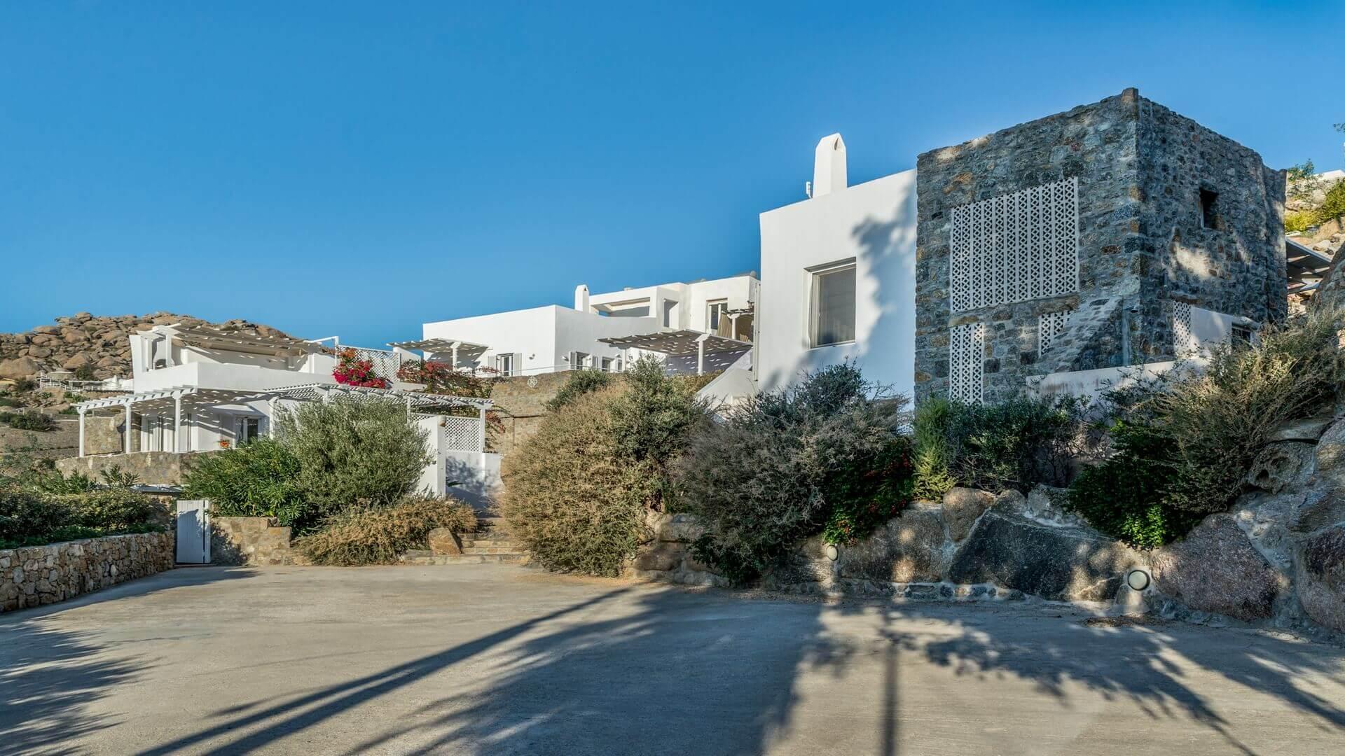 Villa Rania Super Paradise Mykonos