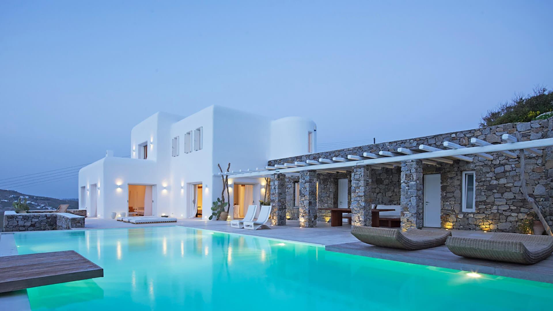 Villa Imogen Aleomandra Mykonos