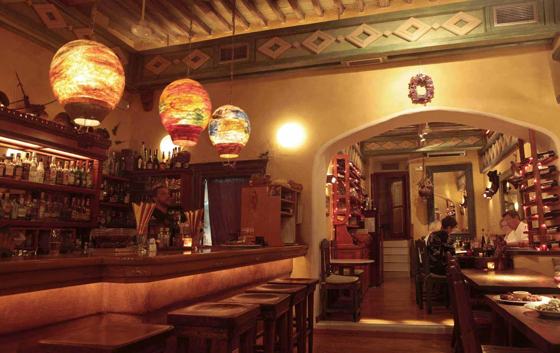 Appaloosa Bar