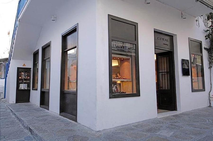 Gofas Jewelry Store Mykonos