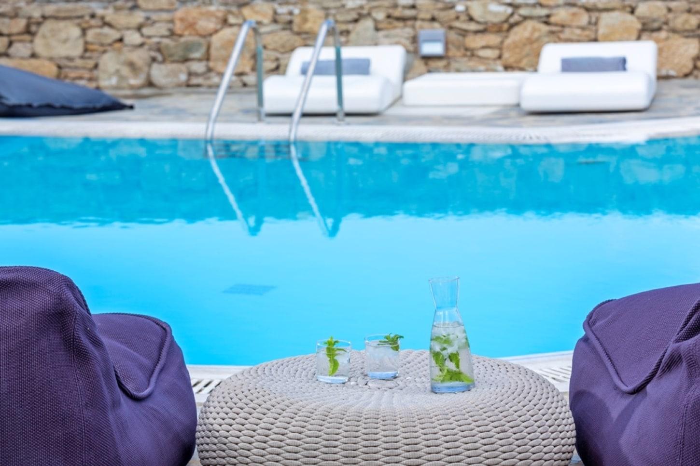 Ostraco Hotel Mykonos Chora