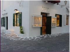 Sahas Jewelry Store Mykonos Chora