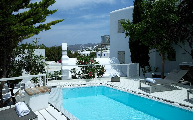 Semeli Hotel Mykonos Chora