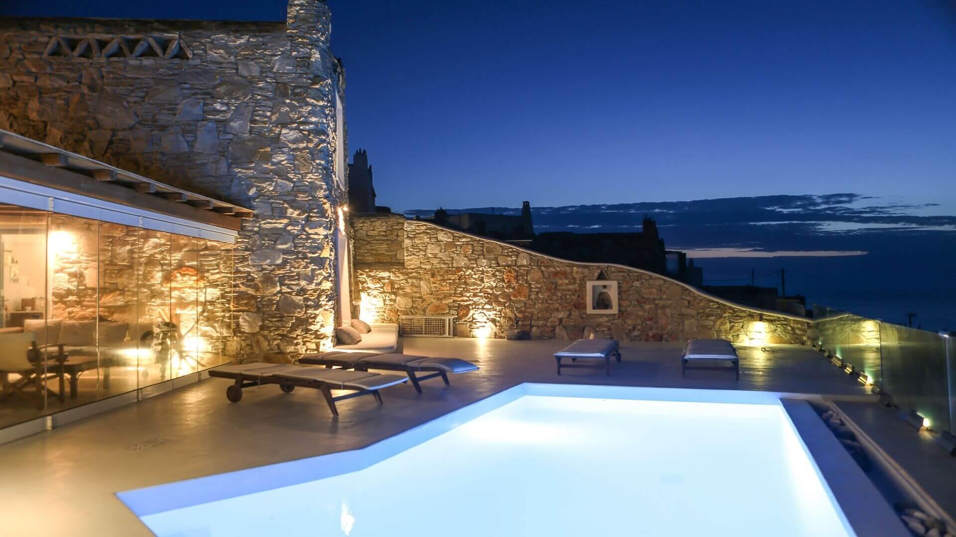 Villa Reina Kanalia Mykonos