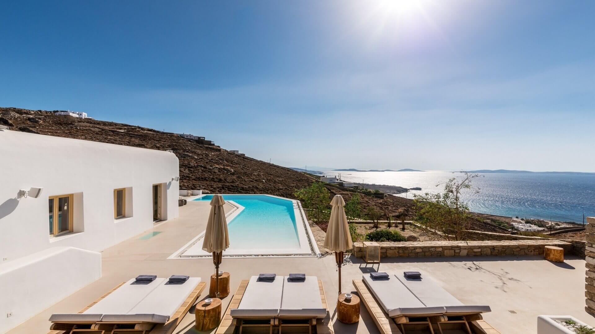 Villa Charisma Fanari Mykonos