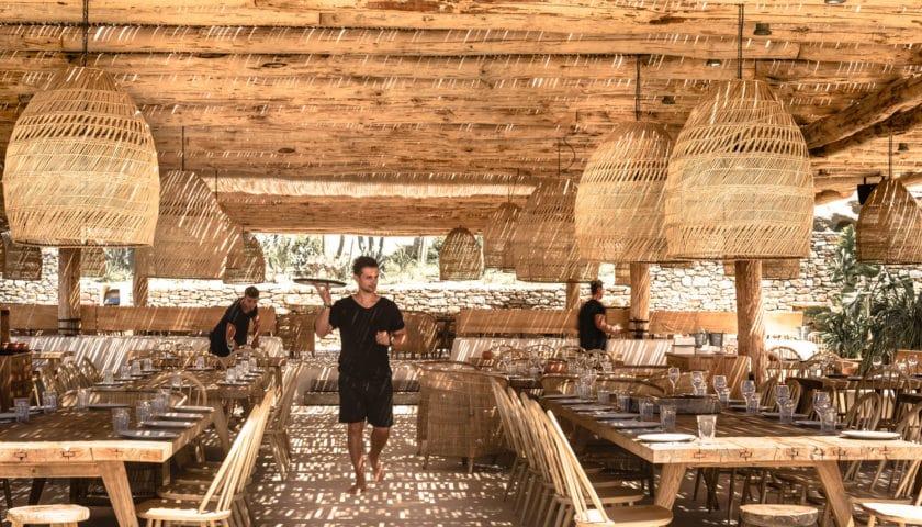 Mykonos where to eat: Mykonos gourmet restaurants