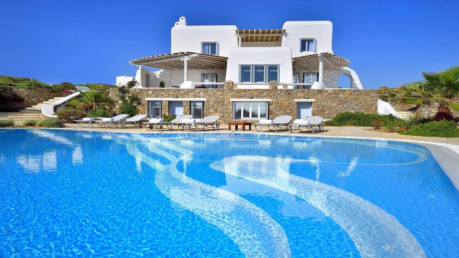 Villa Eden Platis Gialos Mykonos