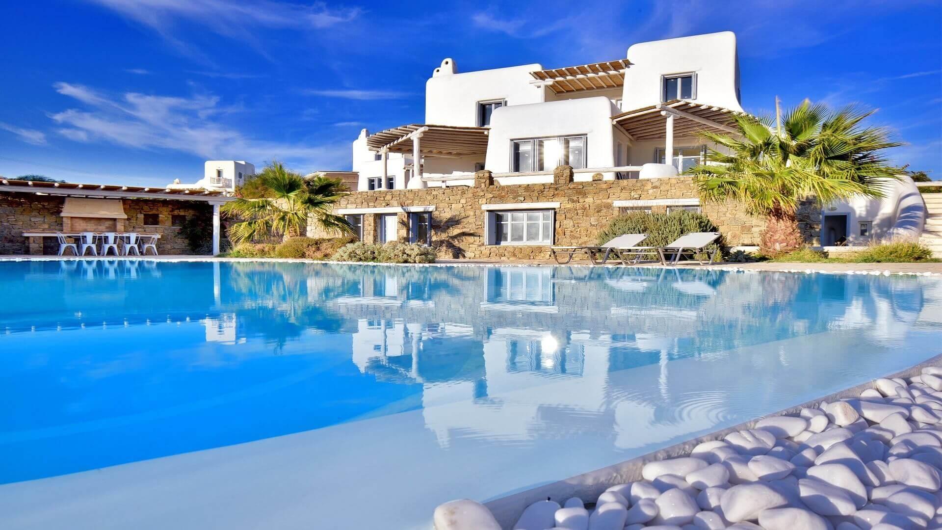 Villa Erica Platis Gialos Mykonos
