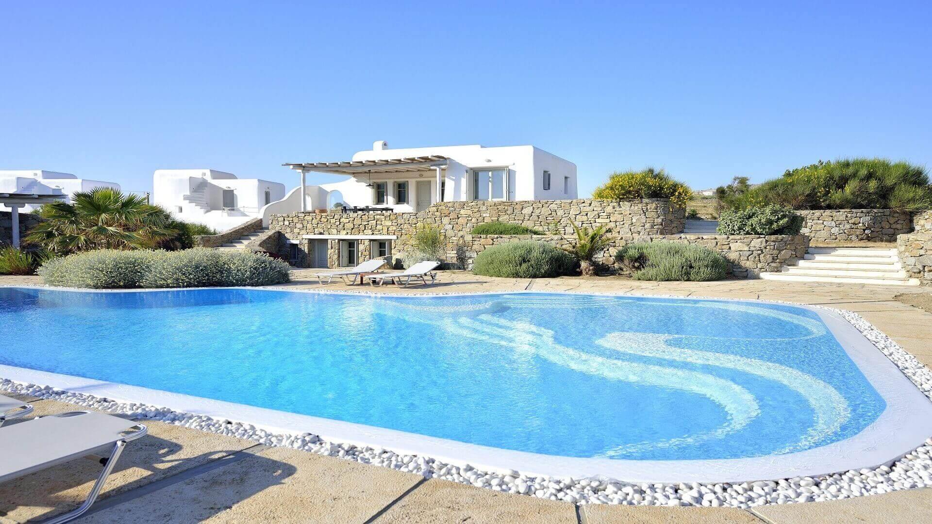 Villa Dahlia Platis Gialos Mykonos