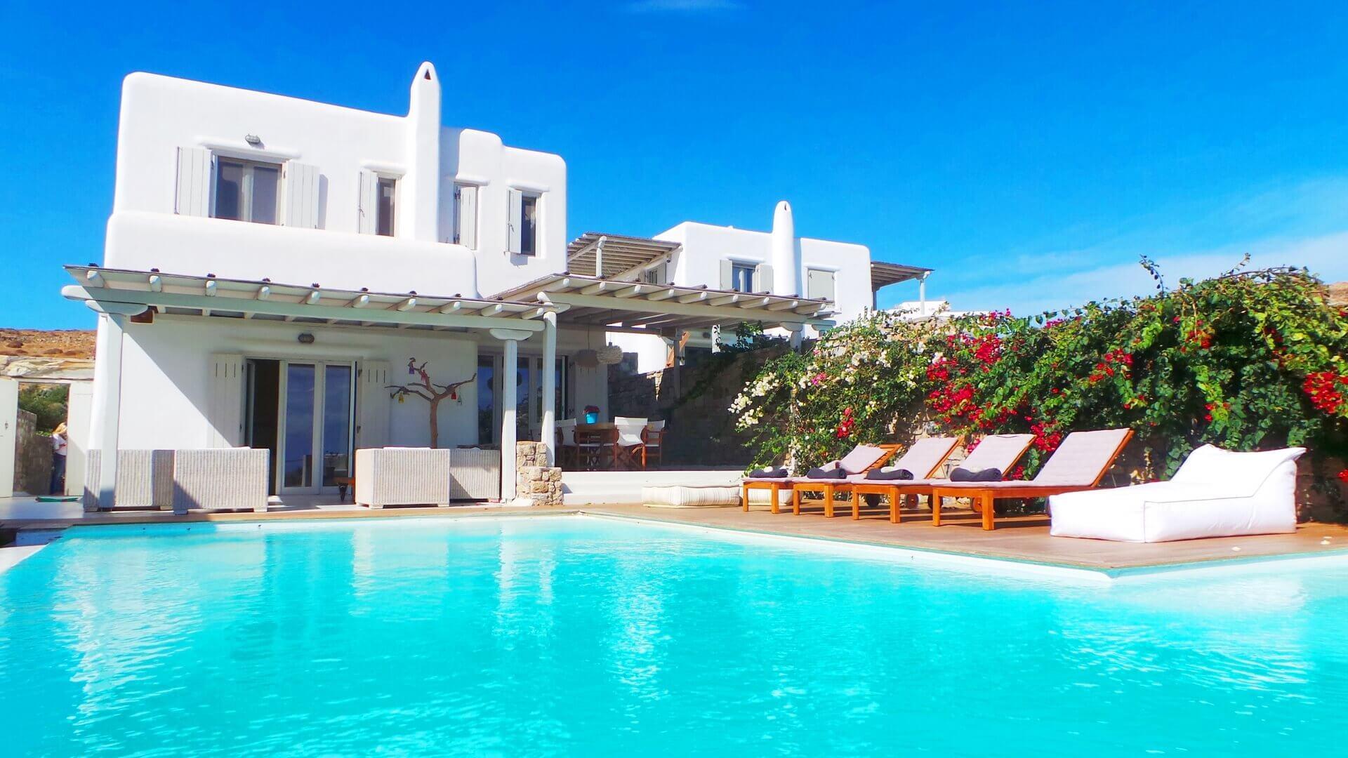 Villa Felicia Kalafatis Mykonos