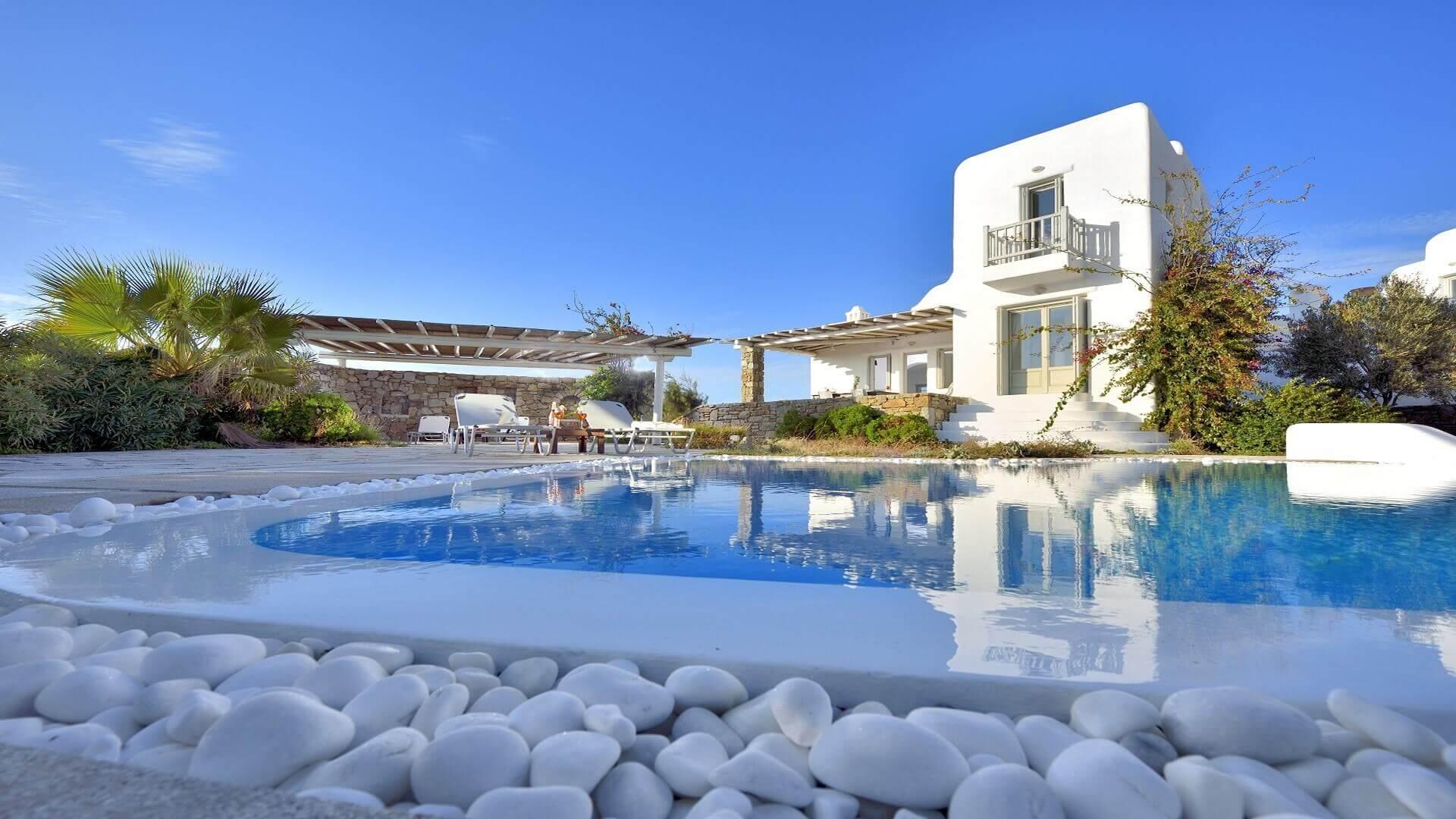 Villa Adrianna Platis Gialos Mykonos