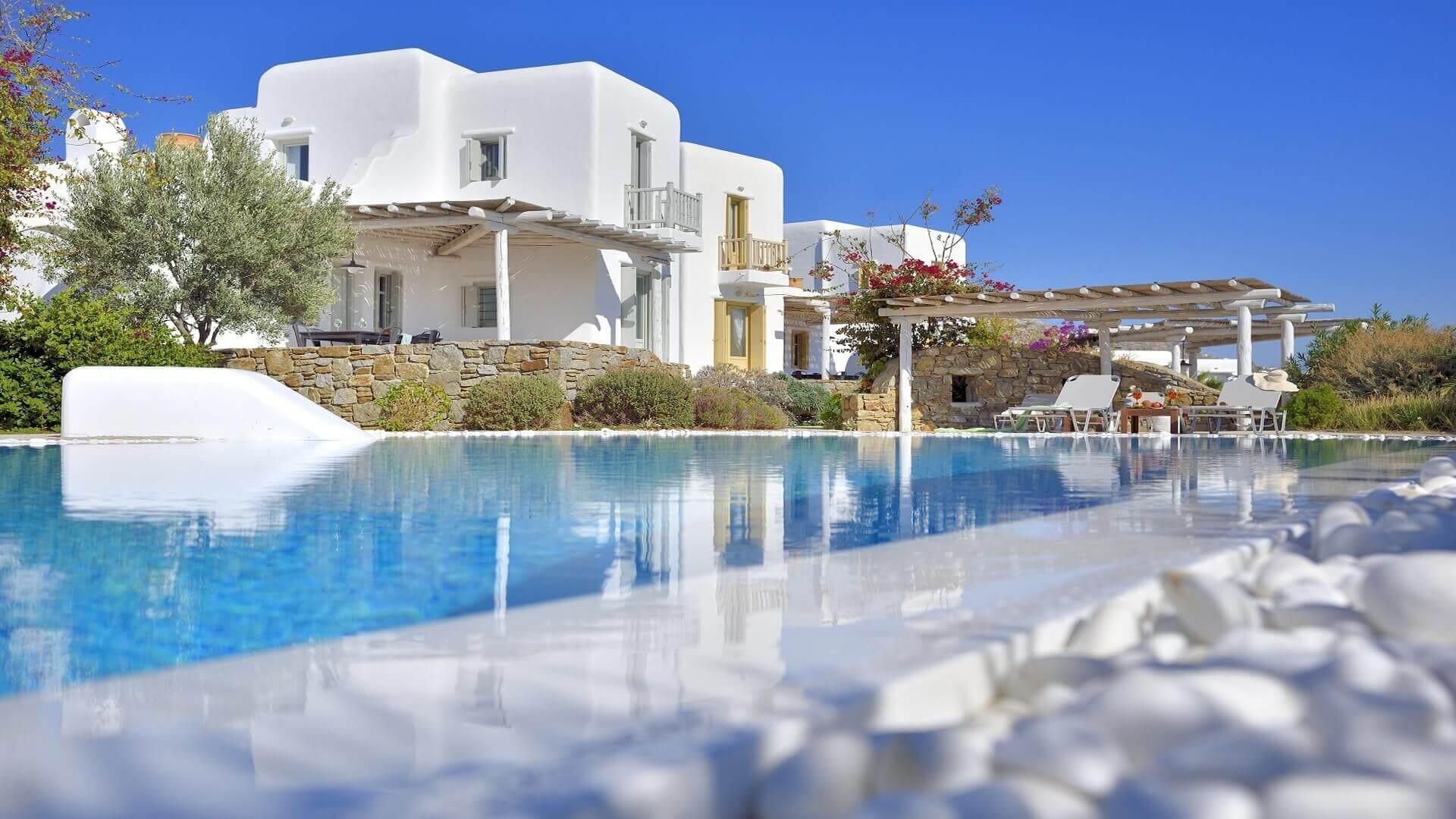 Villa Agathe Platis Gialos Mykonos