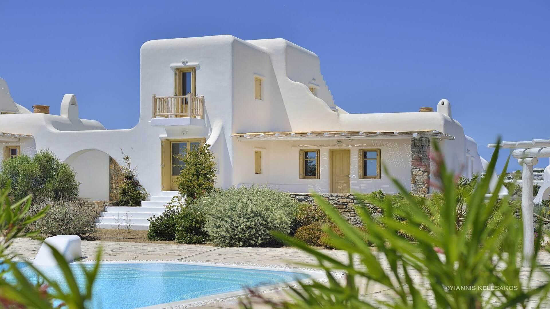 Villa Berenice Platis Gialos Mykonos