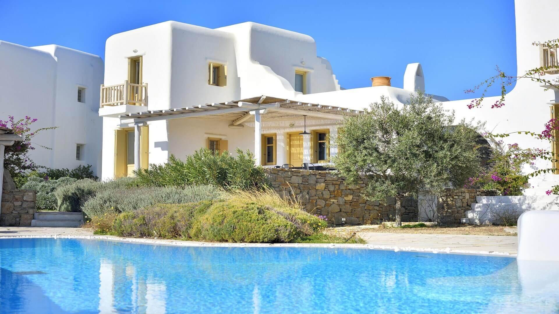 Villa Apollonia Platis Gialos Mykonos