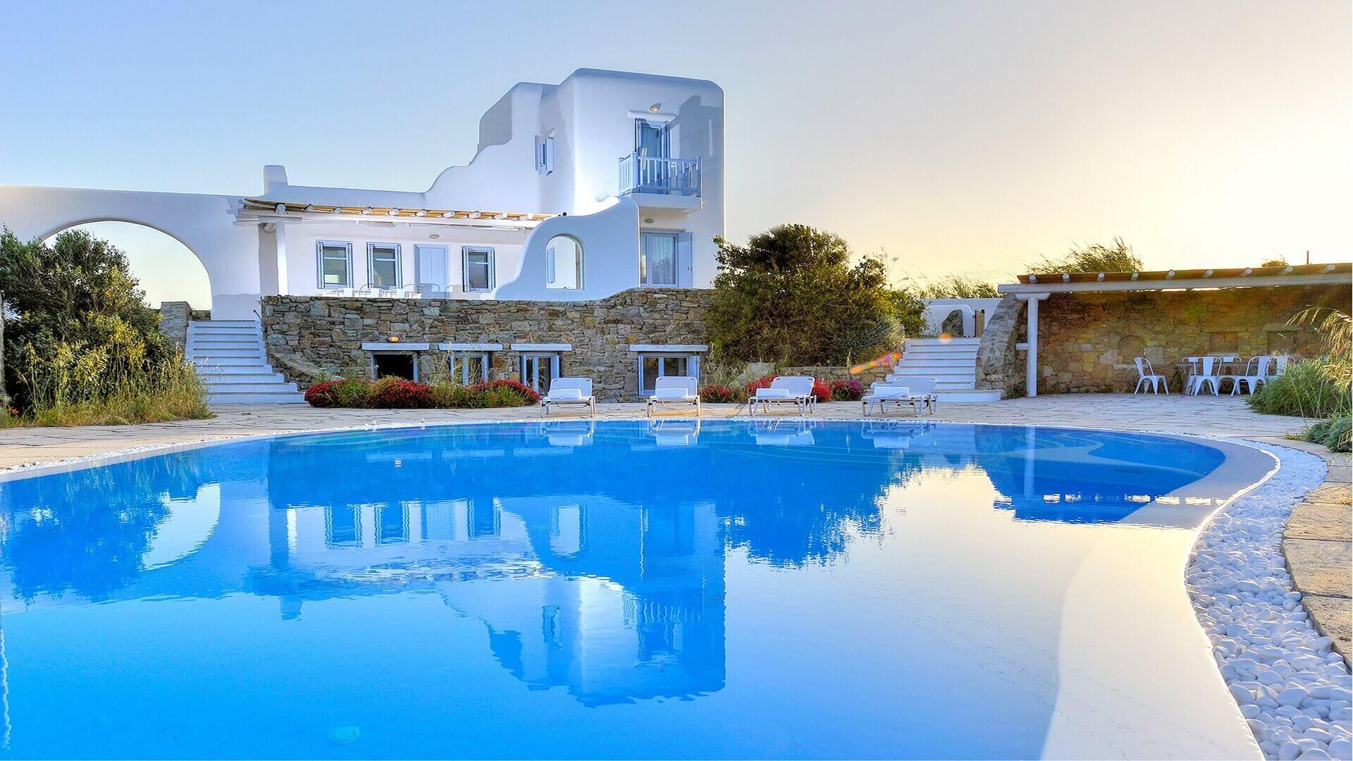 Villa Cassia Platis Gialos Mykonos