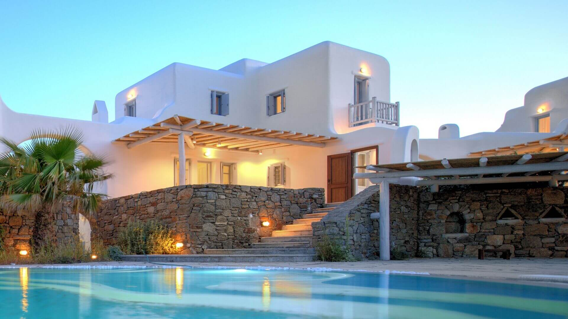 Villa Celia Platis Gialos Mykonos