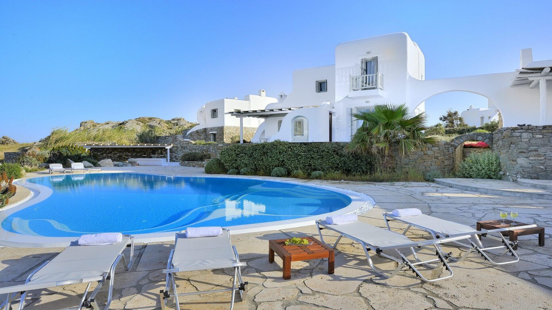 Villa Chantal Platis Gialos Mykonos
